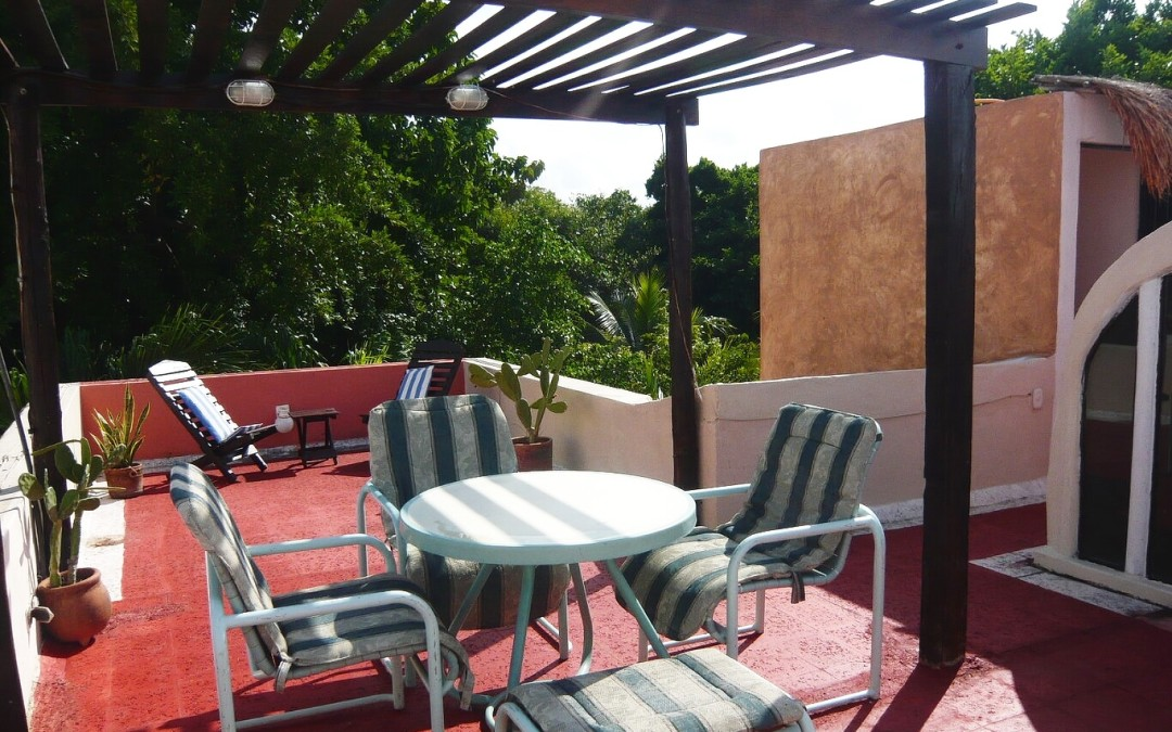 Villa Maya With Roof Top Terrace
